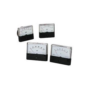 アナログDC電流パネルメーター|denshi
