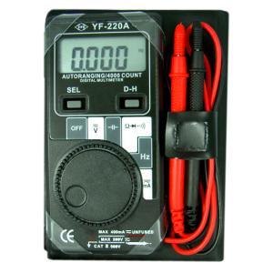 ポケットデジタルマルチメーター220|denshi