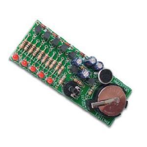 電子工作キット(ポケットVUメーター)MK115|denshi