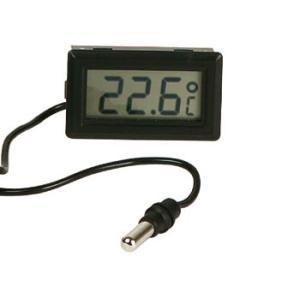 パネルマウント温度計ユニット(プローブ付)|denshi