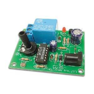 電子工作キット(光感知スイッチ)MK125|denshi