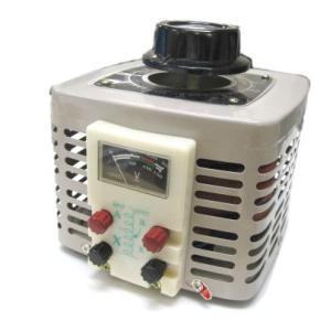 AC電圧スライダー500VA(スライダック)|denshi
