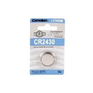 リチウムボタン電池CR2430 3個 denshi