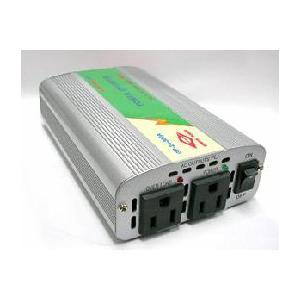 ソフトスタートDC-ACインバーター 24VDC入力300W|denshi