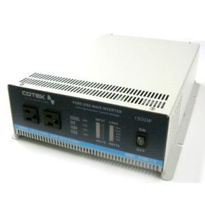 正弦波DC-ACインバーター1500W|denshi