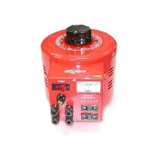 AC電圧スライダー1000VA  VAT-1000|denshi