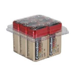 お徳用9Vアルカリ乾電池6本|denshi