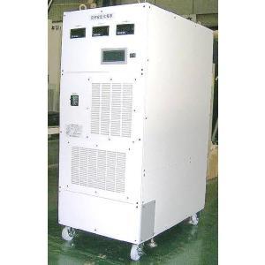 周波数変換器(入出力=単相系)20KVA ETR II-20-HS denshi