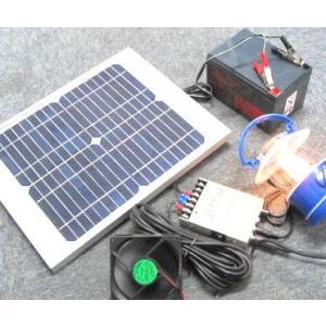 学習用ソーラーパワーステーション 12V/500mA→12Ah|denshi