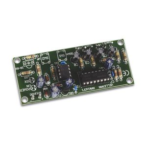 電子工作キット(ステレオ音量調節IR対応) MK163|denshi