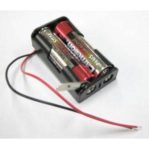 DC3V乾電池電源(スイッチ付)|denshi