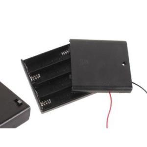DC6V乾電池電源(スイッチ付)|denshi