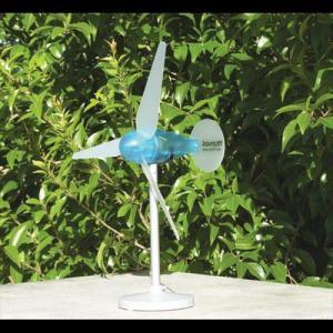 学習用小型風力発電ユニット(動作確認回路付) denshi