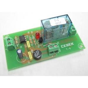 Cmos/TTL信号駆動リレーユニットT-4|denshi