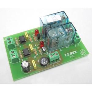 Cmos/TTL信号駆動リレーユニット(2出力) T-5|denshi