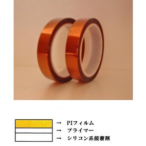 ポリミドフィルムテープ/6mm*33M|denshi