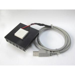 USB学習用ペルチェ冷却ユニット DT-0502U denshi