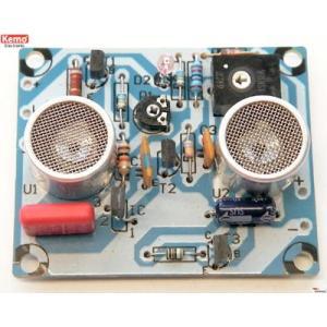 電子工作キット(超音波接近センサー) B214|denshi