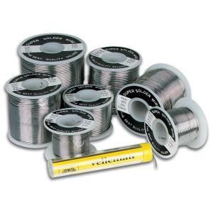 鉛フリー半田 Sn 99.3% - Cu 0.7% 0.6mm 100g denshi