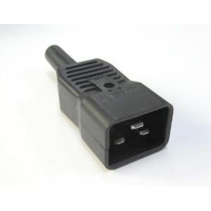 ケーブル用組立コネクタ IEC-60320-C20|denshi