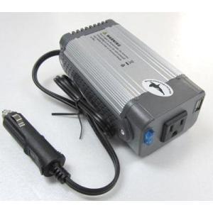 DC/ACインバーター12VDC→150W(USB出力付) denshi