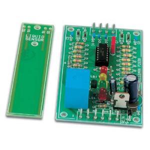 電子工作キット(液体レベルコントローラ)+フロートスイッチ(NO/NC)2個 K2639+1422|denshi