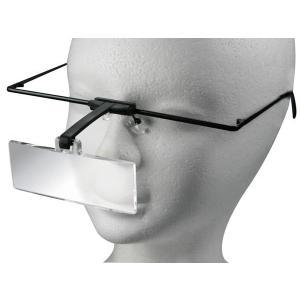 ルーペ眼鏡|denshi