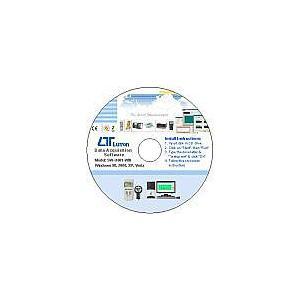 データ取得用ソフト(Lutron用) SW-U801-WIN denshi