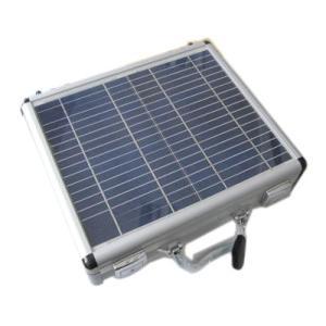 携帯式ソーラーパワーステーション(100VAC出力-300W)|denshi
