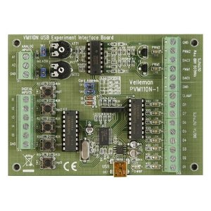 USB実験インターフェースボード VM110N|denshi