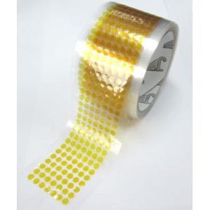 丸形ドット ポリミドフィルムテープ/5mm-10000ドット|denshi