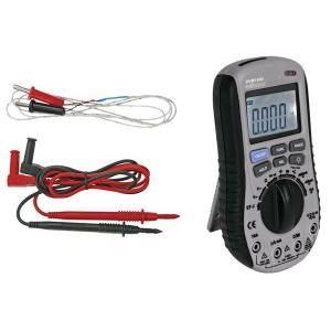 オートレンジデジタルマルチメーター+非接触AC電圧検知器 DVM1500|denshi