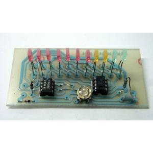 電子工作キット(11LED VUメーター)B111|denshi