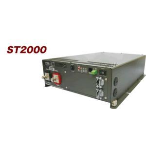 AC切替リレー内蔵型インバータ12Vdc→100Vac/2000W(ST2000-112)|denshi