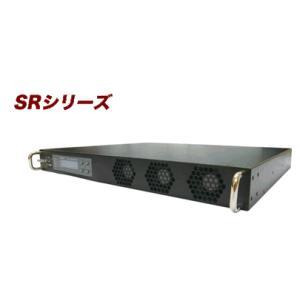 19インチラックマウント式インバータ12Vdc→100Vac/1000W(SR1000-124)|denshi