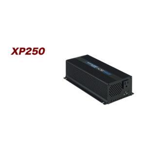 高品位正弦波インバータ12Vdc→100Vac/250W(XP250J/K-12)|denshi