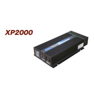 高品位正弦波インバータ12Vdc→100Vac/2000W(XP2000J/K-12)|denshi