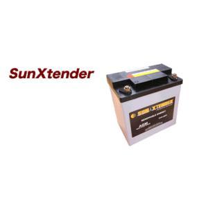 ディープサイクルバッテリー SunXtender PVX-420T|denshi