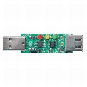 電子工作キット(USBポート電圧チェッカー)KC-5522|denshi