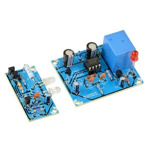 電子工作キット(赤外線バリアーMax.18m) B062|denshi