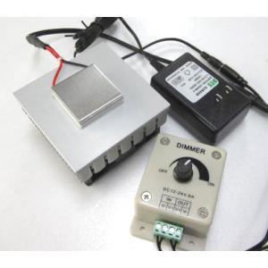 学習用-温度コントローラ付ペルチェ冷却ユニット DT-1310+電源セット|denshi