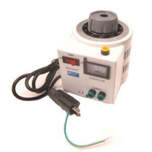 ボルトスライダー(単相タイプ)500VA/0〜130Vac M10-511-05|denshi
