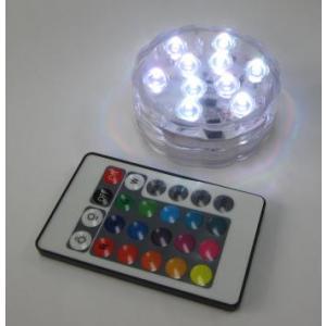 水中用LEDマジックライト(リモコン付)|denshi