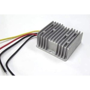 IP67昇圧型DC-DCコンバーター12VDC>24VDC/8A(CLL200-12S24)|denshi