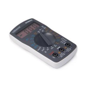 デジタルマルチメーター-CATII 500V / CAT III 300V -10A-1999カウント-DVM832|denshi
