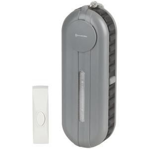 聴覚障害者用高音量ドアベル+ストロボ LA5002|denshi