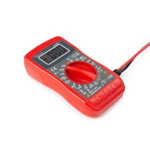 デジタルマルチメーター(CAT II 500V/CAT III 300V-1999カウント)DVM811|denshi