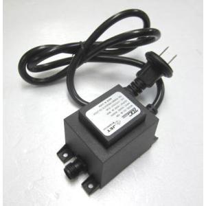 屋外用AC/ACアダプター12VAC/3.0A(DJ-36-12W)|denshi