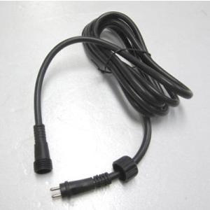 屋外用AC/ACアダプター用出力延長オス/メス防水コード1.8m|denshi