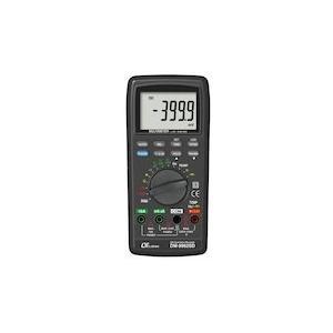 microSDカードリアルタイムデータロッガ+真の実効値測定+LCR マルチメーターDM-9962SD|denshi